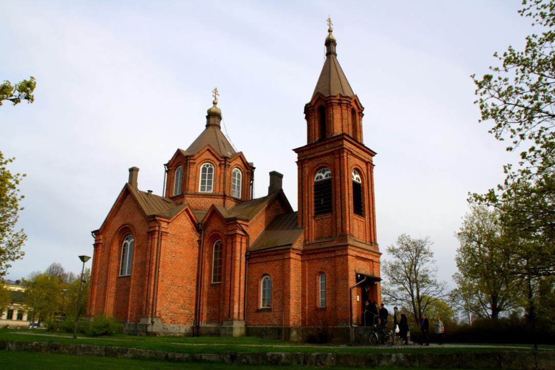 Ortodoksinen Kirkko Oulu